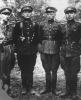Varėnos bataliono įžymus partizanai.