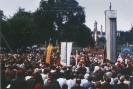 Paminklo Perlojos partizanams atidengimo šventė