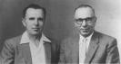 Juozas Savickas ir Andrius Ryliškis