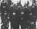 Daugų apylinkės partizanai ir jų vadai.