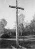 Kryžius Marcinkonių geležinkelio stotyje