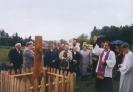 Kryžiaus šventinimo iškilmės