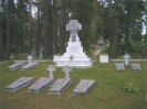 Memorialas S. Varėnos kapinėse