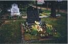 Paminklas Marcinkonių kapinėse