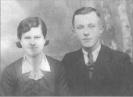 Zigmas Rudys su seserimi Aleksandra