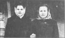 Ryšininkės Marytė Ivanauskaitė ir Stasė Ulozaitė