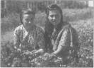 Anelė Tarbūnienė-Drebulė ir Salomėja Piliponytė-Ruta