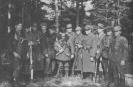 Neatpažintas Žiežmarių partizanų būrys