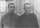 Stepas Arbočius-Vėtra ir Vaclovas Vaicekauskas-Vilkas