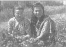 Aldona Tarbunienė-Drebulė ir Salomėja Piliponytė-Rūta