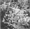 Jono Karaliaus būrio partizanai.