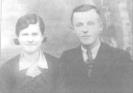 Zigmas Rudys-Žilvytis su seserimi Aleksandra