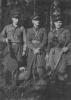 Liūto rinktinės partizanai apie 1947-1948 m.