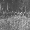 partizanai žygyje