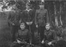 Liūto rinktinės partizanai 1950 m.