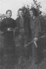 Vyčio apygardos Šermukšnio būrio partizanai.