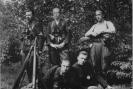 Šarūno rinktinės Butageidžio kuopos partizanai.
