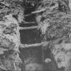 Sugriautas partizanų bunkeris