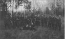 Jovaro kuopos partizanai. 1950 08 17