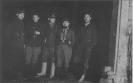 Liūto rinktinės partizanai apie 1948-1949 m
