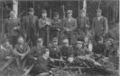 Šarūno rinktinės partizanai apie 1949-1950 m.