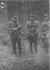 Partizanų vadai 1947 m. rudenį.