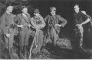 Šarūno rinktinės partizanai apie 1947—1948 m.