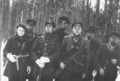 Šiaurės Rytų srities vadovybė 1948-1949 m. žiemą.