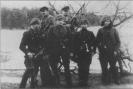 Kęstučio būrio partizanai 1947 m.
