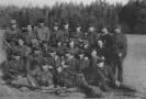partizanai Ramuldavos girioje 1947m.