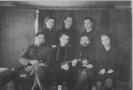 partizanų vadai ir ryšininkės Rubikių kaime