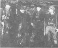 Tauro apygardos partizanų vadai