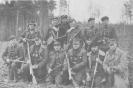 Šarūno rinktinės partizanų susitikimas su karaliaus Mindaugo srities vadais