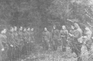 Maironio rinktinės partizanai rikiuotėje