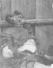 susisprogdinęs Tauro apygardos partizanas