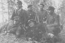 Krištaponio rinktinės partizanai