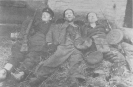 Išniekinti žuvę Žemaičių apygardos partizanai