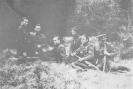 su apsaugos būrio partizanais