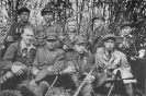 Platelių ir Salantų kuopų partizanų susitikimas