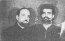 Juozas Pilkauskas-Martinas ir Kazys Kadžius-Karukas