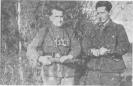 partizanai  broliai  Stakės