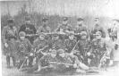 Trimito būrio partizanai