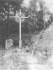 Paminklas ir kryžius