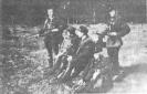 Molainių būrio partizanai