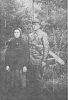 Kostas Tvaska-Rugelis su motina