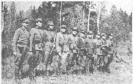 Pakeliui į partizanų vadų pasitarimą