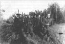 Maironio rinktinės partizanai.